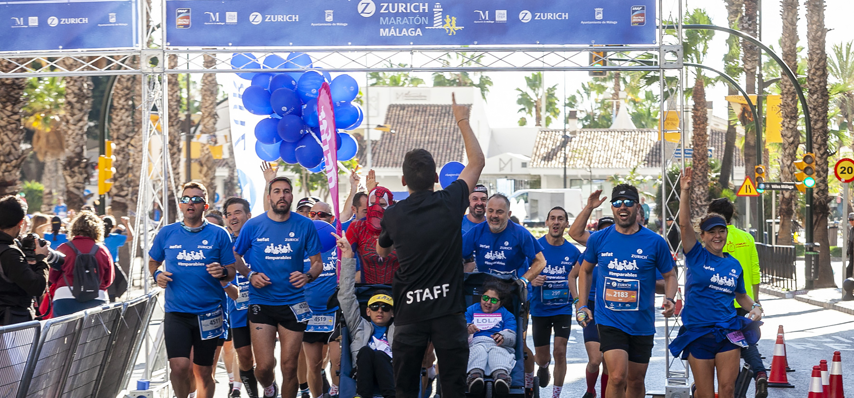 Maratón Zurich Málaga